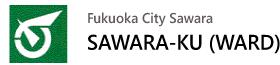 fukuoka Sawara-ward