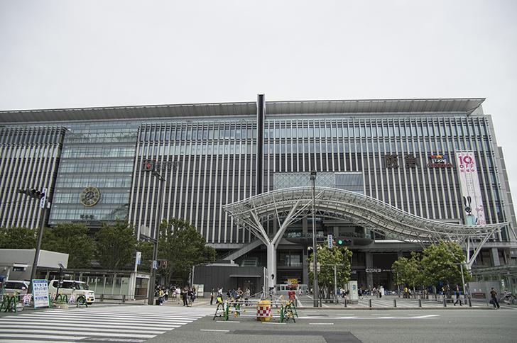 JR博多駅(博多口)